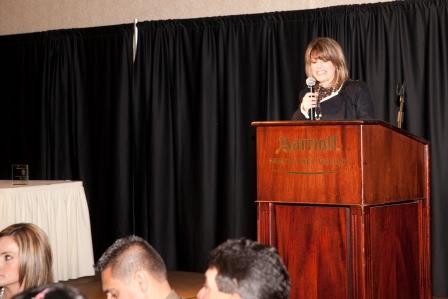 CAC Board Chair Gayle Pratt