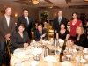 Power house Table including Geoff Green from the Fund of Santa Barbara, Sheriff Bill Brown, CAC Board members Bob Freeman, CEO of Cencal and Lisa Sharett-Valencia of Salud Carbajal\'s office.